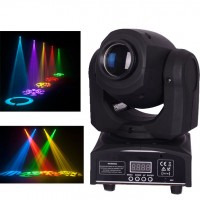 10W RGB LED Moving Head