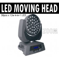 Led moving head 036 zoom
