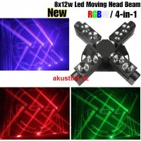 "Led ""Spider 8x12w"""