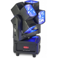 Light 8ROLL-FX DMX-CONTROLLED DUAL AXIS MOVING HEAD