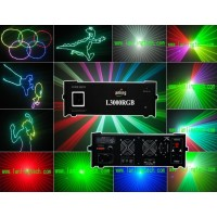 Sell 3W RGB Animation ILDA laser