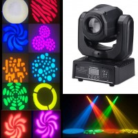 30W RGB 4in1 LED Moving Head