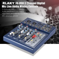 Rlaky F4 Mini Audio Mixer