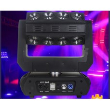 LED moving head 16x25w