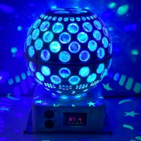 4x3 Vt RGBW Led Gobo Effect Magic Ball Light