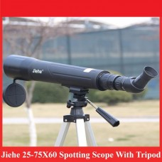 Jiehe 25-75x60 Spotting Scope