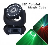 RGBW 18 x 10w LED Moving Head Beam Light