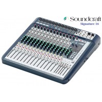 Soundcraft Signature 16