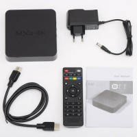 TV BOX MXQ-4K ULTRA HD